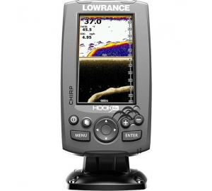 Эхолот Lowrance Hook 4x Mid/High